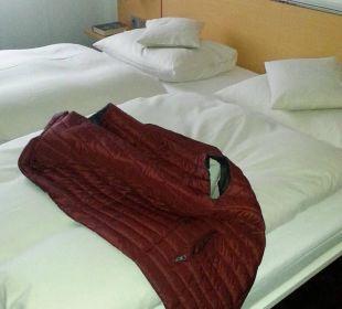 Bettbereich Hotel Maternushaus