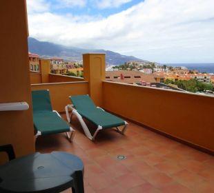 Balkon  Hotel Las Olas