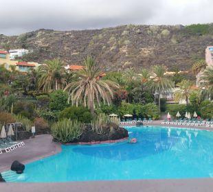 Eine Oase Hotel Hacienda San Jorge