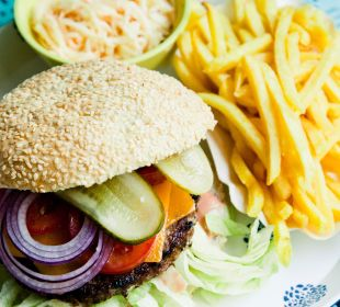 Speisesaal - die besten Burger in Graz Hotel Wiesler