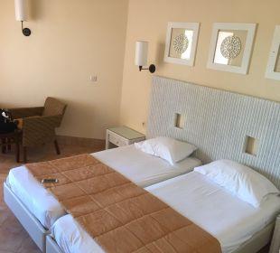 Bequem und sauber Hotel Safira Palms