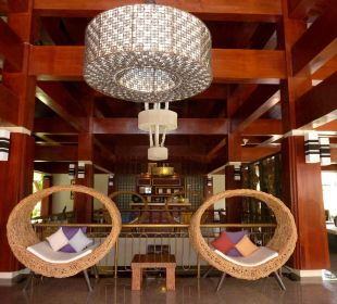 Eingangsbereich Lobby Samui Buri Beach Resort & Spa