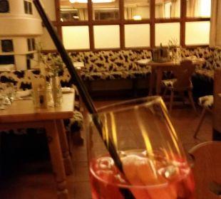 Unser Frühstück- und Abendessenraum Gartenhotel THERESIA