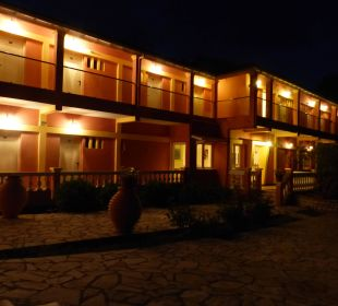 Hotel in the night Hotel Penelope