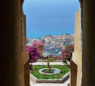 Tropea dal villaggio Hotel L'Olivara Villaggio