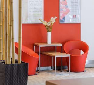 Lobby Hotel Ibis Bochum Zentrum