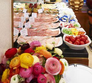 Frühstücksbuffet Small Luxury Hotel Das Tyrol