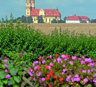 Sicht auf den Schönenberg in Ellwangen Gasthof Zum Hasen