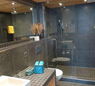 Das Badezimmer Hotel Fidazerhof