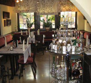 """Restaurant """"Stiebler's Rauchfang"""" Ringhotel Central"""