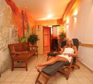 Entspannungsoase Hotel Alpenrose