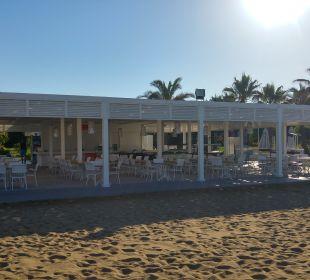 Beachbar Sensimar Side Resort & Spa