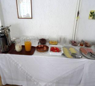 Frühstücksbüffet Hotel Dimitra