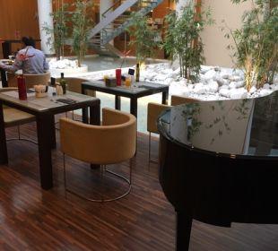 Restaurant Hotel H10 Marina Barcelona