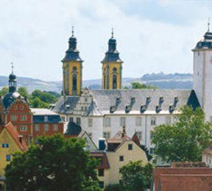 Schloss und Deutschordensmuseum Hotel Central Vital