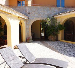 Ansicht von außen S'Arenada Hotel