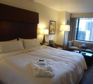 La stanza Hotel Westin New York Grand Central