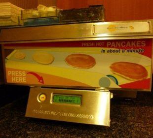 Pancake Maschine Hotel Holiday Inn Express Toronto Downtown