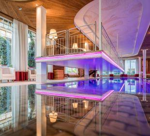 Pool Alpenresort Schwarz