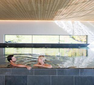 Hallenbad © Hotel Traube  Traube Braz Alpen.Spa.Golf.Hotel
