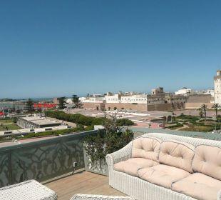 Vue sur la Medina (vieille ville) Appartement Charme Essaouira
