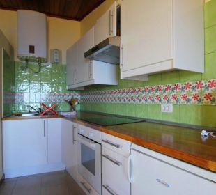 Küche La Casita Finca El Rincon