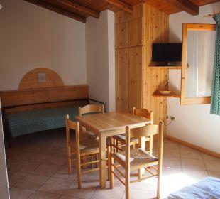 Studio - Zusatzbett Hotel L'Olivara Villaggio