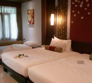 Zimmer neben der Lobby La Flora Resort & Spa