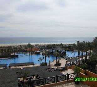 Poolanlage Hotel Barcelo Jandia Playa