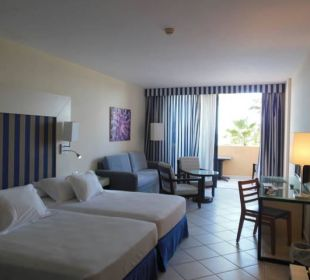 Junior Suite, 2 gr. Betten Hotel H10 Tindaya