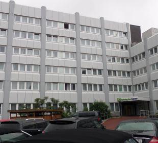 Innenhof-Ansicht Hotel Holiday Inn Express Hamburg City Centre