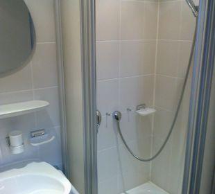 Bad/Dusche Doppelzimmer Hotel Bellevue