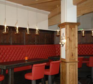 Neue Sitzecke Bar Hotel Die Post