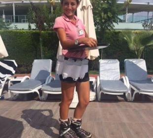 Hatice Tuncer, Engel auf Rädern Hotel Delphin Imperial