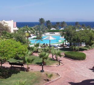 Sicht vom Hotelzimmer