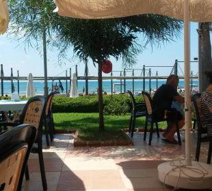 Snackrestaurant am Meer Hotel Side Sun