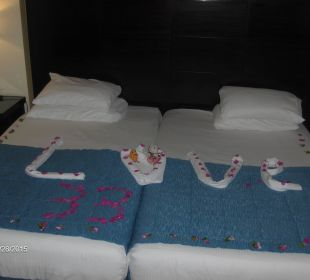 More towel art Hotel Reef Oasis Blue Bay