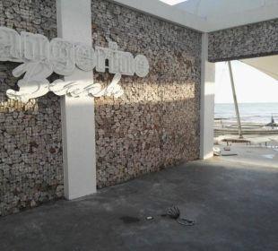 Tangerin Beach Club Eingang Maxx Royal Belek Golf Resort
