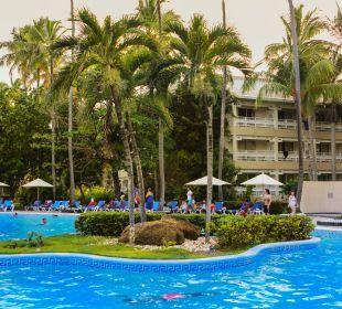 Einer von drei  Hotel Vista Sol Punta Cana