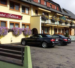 Hotel Front Landhotel Talblick
