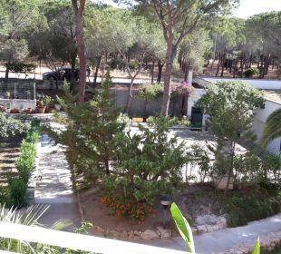 Ausblick Tirreno Resort