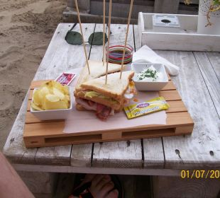 LaVida Strandbar Snack Universal Hotel Lido Park