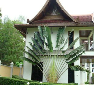 Gepflegte Gartenanlage Khao Lak Riverside Resort & Spa