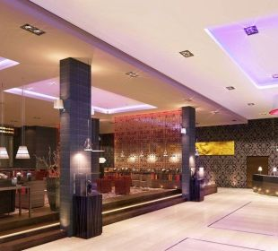 Die Lobby Leonardo Royal Hotel Munich