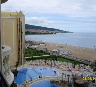 Panorama DZ mit Meerblick Victoria Palace Hotel & Spa