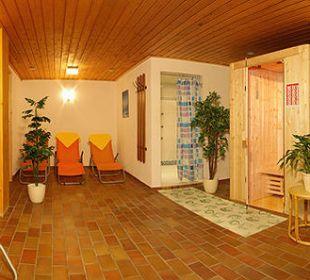 Sauna Appartementhaus Ostbacher Stern