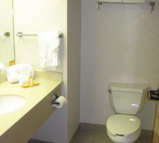 Badezimmer La Quinta Inn Orlando Universal Studios