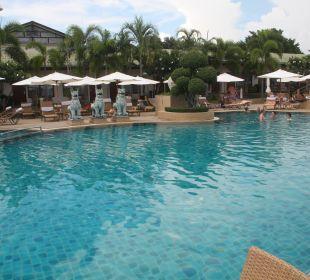 Poolanlage Thai Garden Resort