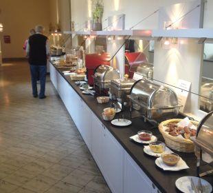 Frühstück Welcome Hotel Residenzschloss