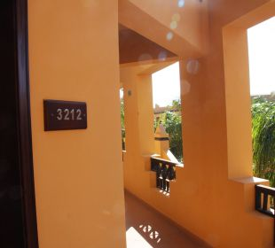 Zugang zum Zimmer Stella Di Mare Beach Resort & Spa Makadi Bay
